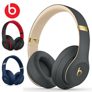 New Bts Studio 3 Wireless Noise Cancelling Over-Ear Bluetooth Headphones W/Mic