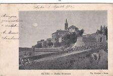# SUTRI: PORTA ROMANA