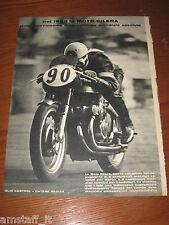 *145=MOTO GILERA CAMPIONATO MONDIALE=ANNI '50=PUBBLICITA'=ADVERTISING=WERBUNG=