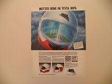Advertising Advertising 1987 Helmet Helmets mpa