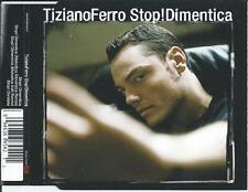 TIZIANO FERRO - stop! dimentica CDM 4TR EU RELEASE 2006 (ENHANCED)