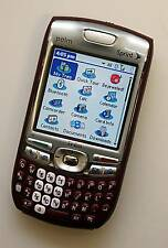 Palm Treo 755-P Sprint Mobile Pda Camera Smart/Cell Phone Burgundy Red 755p 3G
