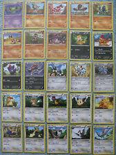 Pokemon TCG Black and White Holo, Rare, Uncommon & Common Cards [Part 3/4]