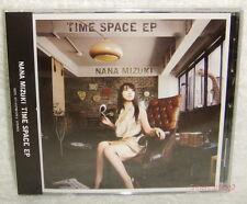 Nana Mizuki TIME SPACE EP 2012 Taiwan CD