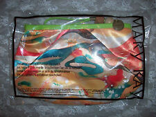 NEW! MARY KAY-ART OF NATURE Limited Edition Cosmetic Zip Clutch Bag Discontinued
