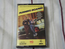 Running Scared Soundtrack Cassette Tape 1986 MCA MCAC-6169 LOOK BILLY CRYSTAL
