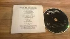 CD Indie Bishops Daughter - Divine & Moral Songs (12 Song) Promo BLACK PAMPER cb