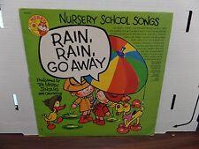 Nursery School Songs Performed by The Merry Singers MR-602 AA 33rpm 081116DBE