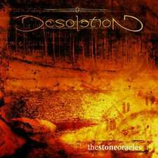 Desolation (ft CARCASS member) - The Stone Oracles CD Opeth Anathema Amorphis