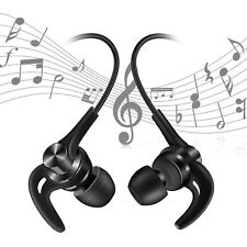 Premium Super Bass Quality Stereo In-ear Earphones with Microphone Mic 3.5mm
