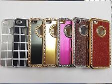 Iphone 4/4S Case Gold/Black/Red/Pink/Silver/Maroon