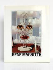 """René Magritte, René PASSERON. Filipacchi 1972. Col. """"La 7ème Face cachée du dé"""""""