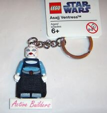 Lego Star Wars Key Chain Asajj Ventress Minifig