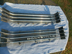 1966 Pontiac Bonneville Grille grill emblem