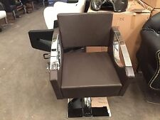 Salon Beauty furniture equipment styling Hairdressing  barber chairs 1188 brown