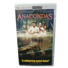 PSP Anacondas Movie UMD Video