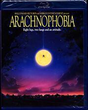 ARACHNOPHOBIA (1990) BLACK COMEDY HORROR  JEFF DANIELS  JOHN GOODMAN REGION FREE