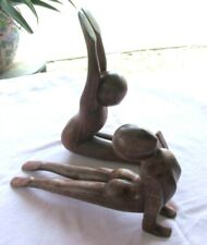 Wooden Small Up To 12in Original Art Sculptures For Sale Ebay