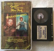 Operation Fred (Betamax, 1972) Danny La Rue Famous Female Impersonator