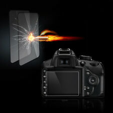 Latest Camera Optical Tempered LCD Screen Panel Film Protector for Nikon D3300