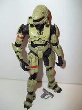 Halo 3 Series 3 **OLIVE ROGUE SPARTAN** Figure 100% Complete w/ Gun!!