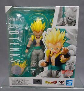 S.H. SH Figuarts Super Saiyan Gotenks Dragon Ball Z DBZ Bandai Japan NEW***