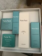 novage skin set orfilame 20+ true perfection  brand new in box
