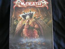 THE TRAGERTY OF McDEATH GAMES WORKSHOP WARHAMMER CAMPAIGN