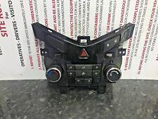 CITROEN C3 PICASSO 2010-ON Riscaldatore Climatizzatore Pannello con A/C