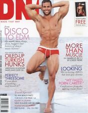 "DNA Magazine Cover Poster Only #168 gay men 16 1/2"" x 23 1/2"" MARKUS RICCI"