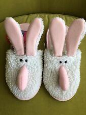 Nwt Hallmark Maxine Bunny Slippers