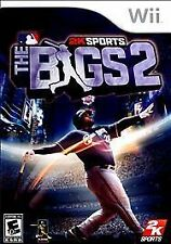 Brand New Sealed The BIGS 2 Baseball Game (Nintendo Wii, 2009)