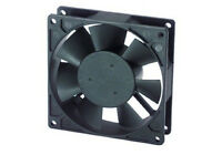 Ventola assiale 24 Vcc 92x92x25 materiale termoplastico cuscinetti fan cooling