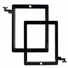 For iPad 2 Touch Screen Digitizer Replacement Glass Black A1395 A1396 A1397