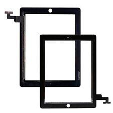 Para Ipad 2 Pantalla Táctil Digitalizador Repuesto Vidrio Negro A1395 A1396 A1397