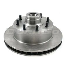 Disc Brake Rotor and Hub Assembly Front IAP Dura BR5330