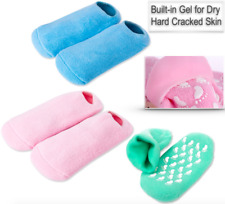 1 Pair Moisturising Spa Gel Socks Cracked Foot Dry Hard Skin Care Protector
