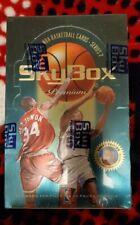 1994-95 Skybox Premium Series 2 (36 Packs, 12 Cards Per Pack. Lots Inserts.)