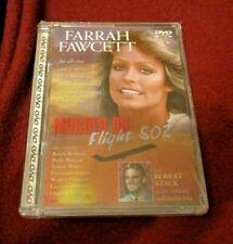 Murder on Flight 502 RARE OOP region 1 DVD NEW SEALED Farrah Fawcett, Sonny Bono