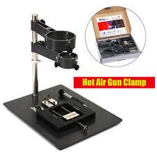 Durable Hot Air Heat Gun Clamp Bracket Holder Soldering Repair Platform Station