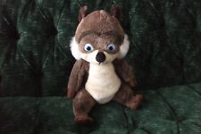 """13"""" R J Raccoon from Dream Works Over the hedge Kohl's Cares for kids"""