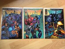 Image Comics US neufs : Weapon Zero T-4 à  15 (20 volumes)