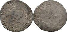 Stuiver 1627 Niederlande Utrecht, Kreuz, Silber #BB291