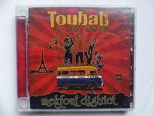 CD Album s/s TOUBAB ALL STARS Mekfoul district 3002014