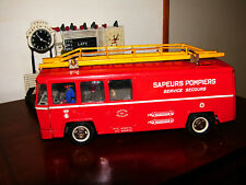JOUSTRA camion pompiers ancienTBE