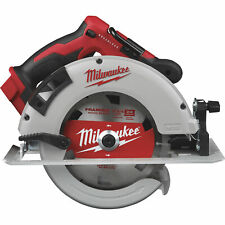 Milwaukee M18 Brushless Cordless 7 1/4in Circular Saw - Tool Only Model# 2631-20