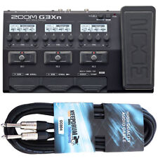 Zoom G3Xn Guitares Dispositif de Multi Effet + Câble