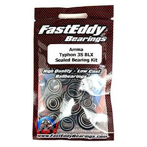 Arrma Typhon 3S BLX FastEddy Sealed Bearing Kit (26 pcs) (TFE5852)