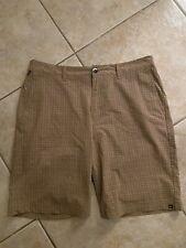 Mens Quicksilver Amphibian Shorts Water Repellent Size 34