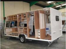 caravan camper van motor home repairs damp body resealing west Cumbria service